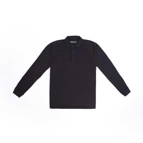 Blauer 8149 B.Cool Performance Polo Long Sleeve Shirt