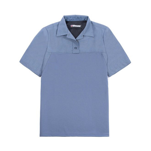 Blauer 8372W Polyester Armorskin Base Short Sleeve Shirt