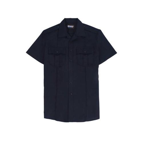 Blauer 8421 Cotton Blend Short Sleeve Shirt