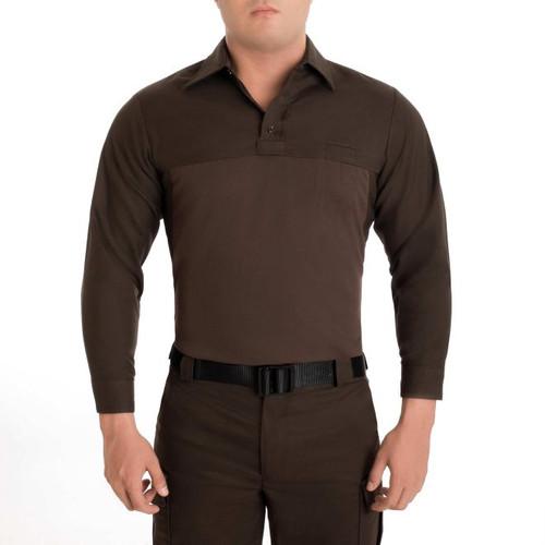 Blauer 8971 Rayon ArmorSkin Base Long Sleeve Shirt