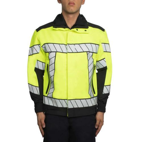 Blauer 9870V Superlight Hi-Vis Shell Jacket