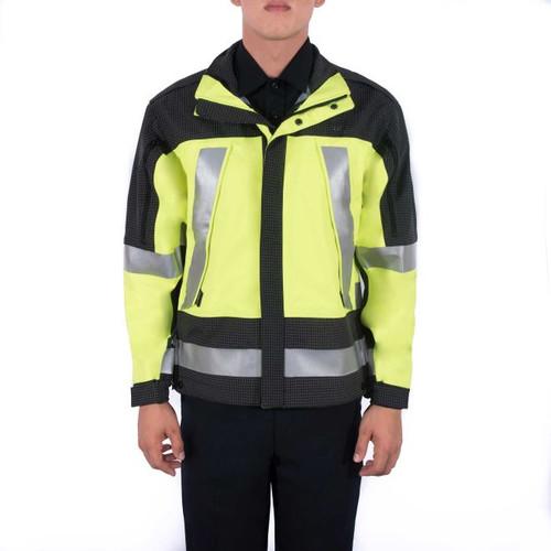 Blauer 9970V Gore-Tex Hi-Vis Supershell Jacket