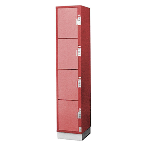 American 4-1 Evidence Locker - 4 Tier