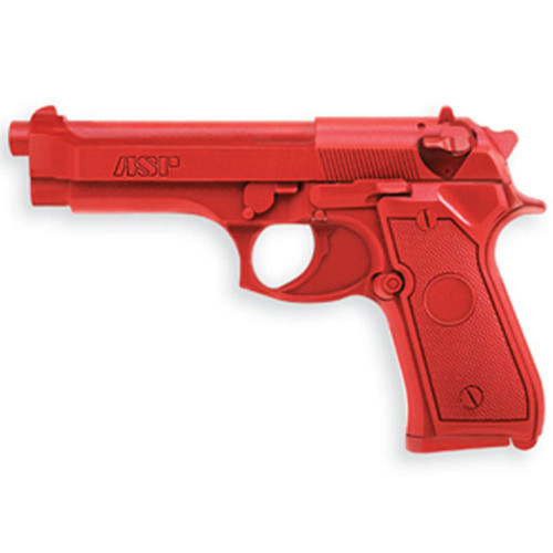 ASP Red Gun- Beretta Full Size 9mm/.40