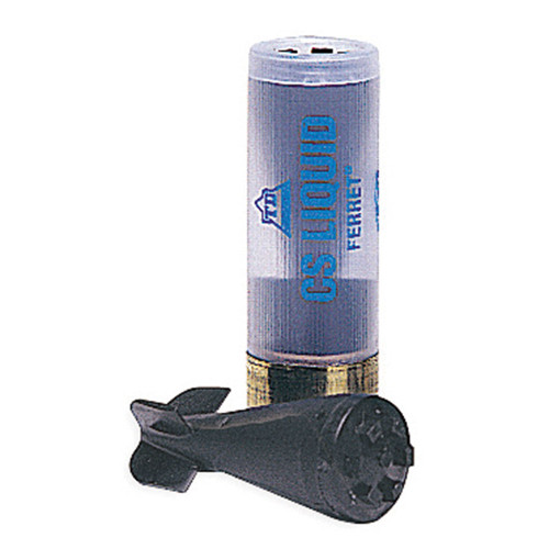Def-Tec 12ga. CS Liquid Ferret Round