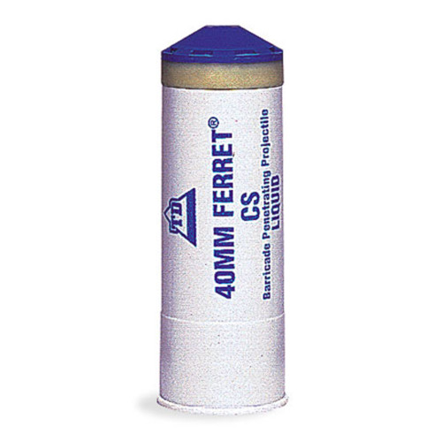 Def-Tec 40mm CS Liquid Ferret Round
