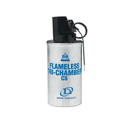 Def-Tec Tri-Chamber Flameless Grenade-CS