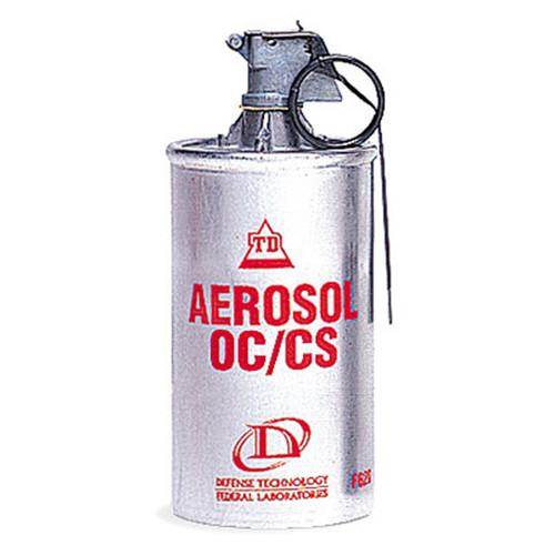Def-Tec OC/CS Aerosol Grenade