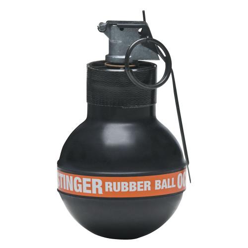 Def-Tec Stinger Rubber Ball Grenade w/OC