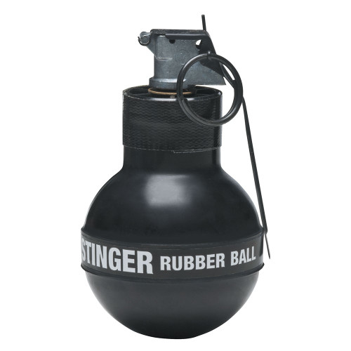 Def-Tec Stinger Rubber Ball Grenade