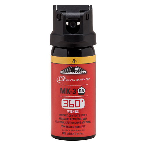 Def-Tec .4% First Defense 360 MK-3 - Stream