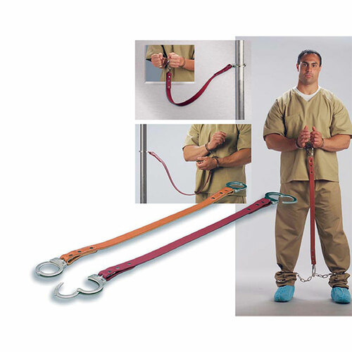 Humane Restraint WML-101 Humane Leather Tether