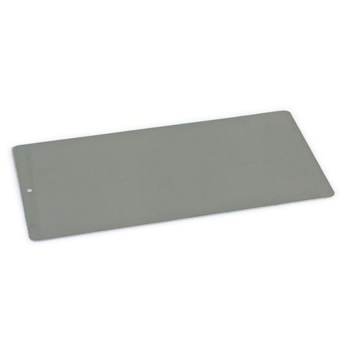 Lightning Powder 2-0035 Steel Fingerprint Ink Slab