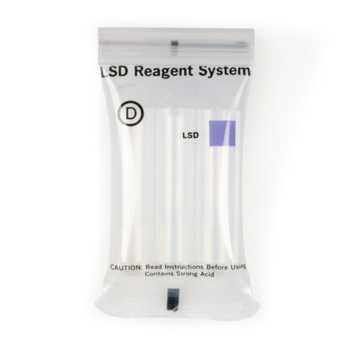 NIK 6074 Drug Test-D (LSD) - Box of 10