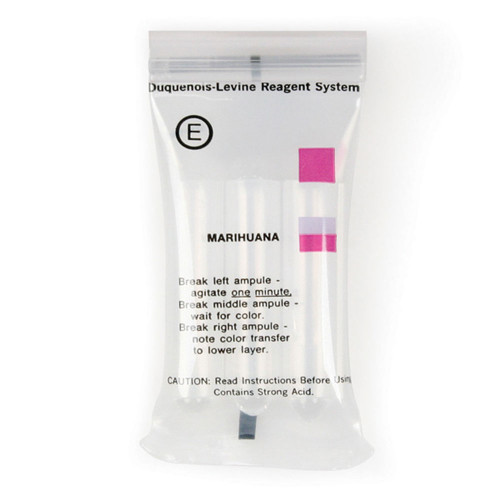 NIK 800-6075 Drug Test-E (Marijuana) - Box of 10