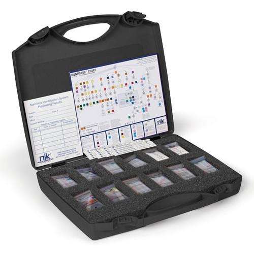 NIK 6020 Porta Pac Narcotics ID Kit