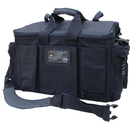 Premier Black Pro Equipment Bag W/Rigid Inserts