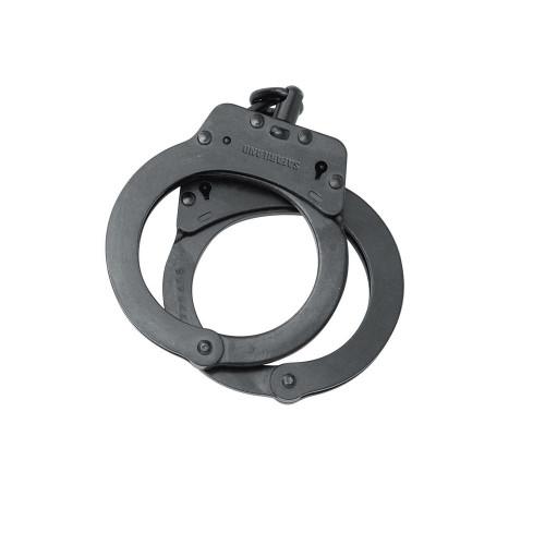 Safariland Steel Chain Handcuffs-Black