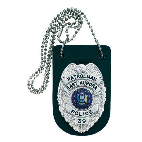 Strong Undercover Badge Holder w/ Neck Chain
