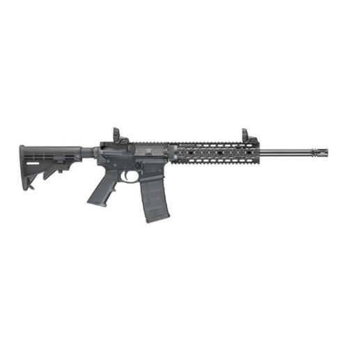 "Smith & Wesson M&P15T Rifle W/10"" Quadrail, Flip Up"
