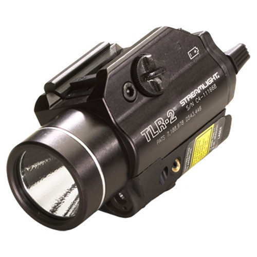 Streamlight TLR-2 LED Tactical Weapon Light w/Laser Sight