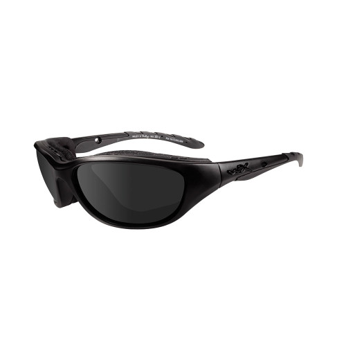 Wiley-X Airrage Black Ops Smoke Grey
