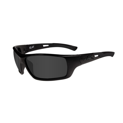 Wiley-X Slay Black Ops Smoke Grey