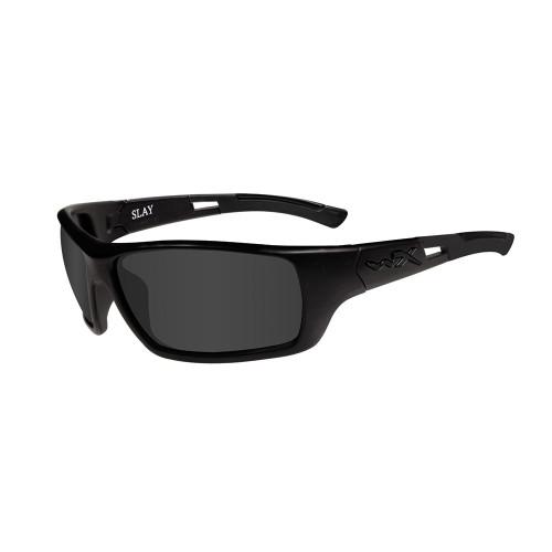 Wiley-X Slay Black Ops Smoke Grey