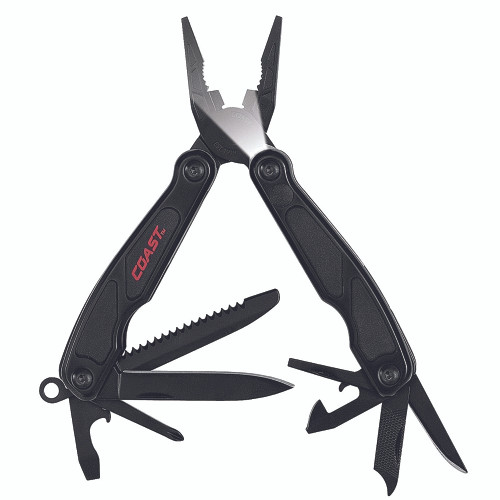 Coast Black LED Micro Pliers