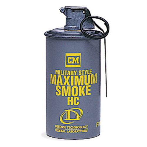 Def-Tec Max Smoke Military Style Grenade