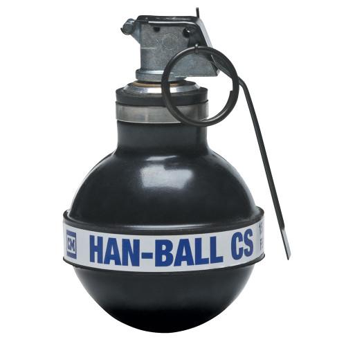 Def-Tec CS Rubber Han-Ball Grenade
