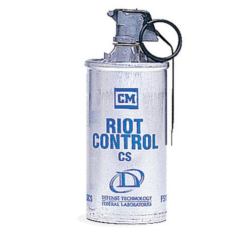Def-Tec CS Riot Control Grenade