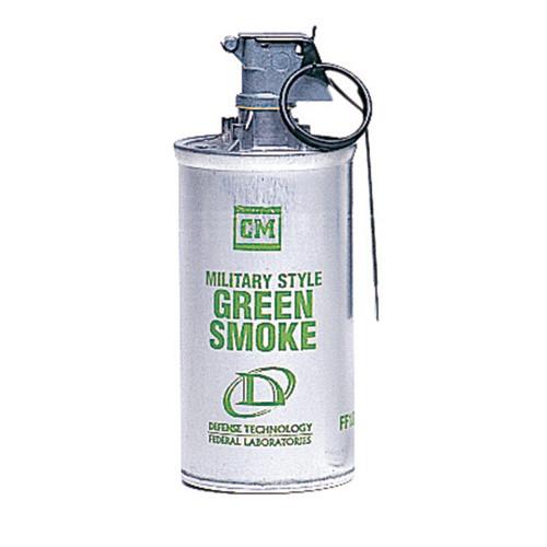 Def-Tec Smoke Grenade- Green