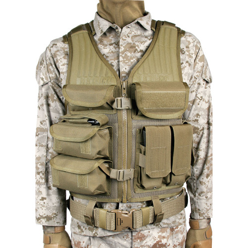 Blackhawk Omega Elite EOD Tactical Vest