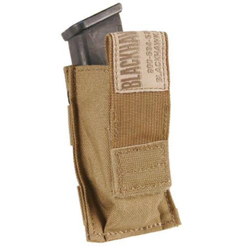 Blackhawk STRIKE Single Pistol Mag Pouch w/Talon-Flex
