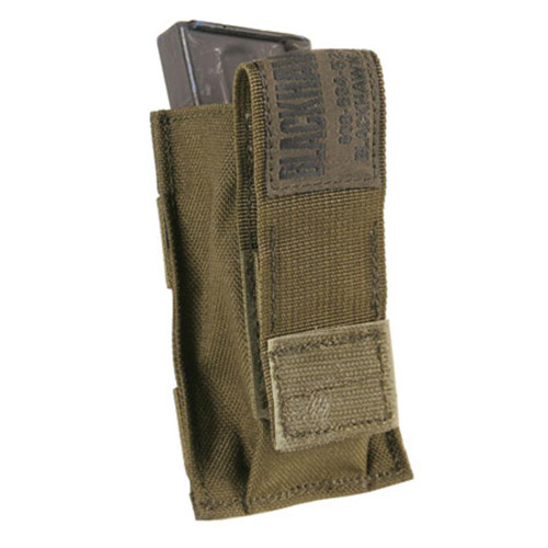 Blackhawk STRIKE Single Pistol Mag Pouch w/Talon-Flex