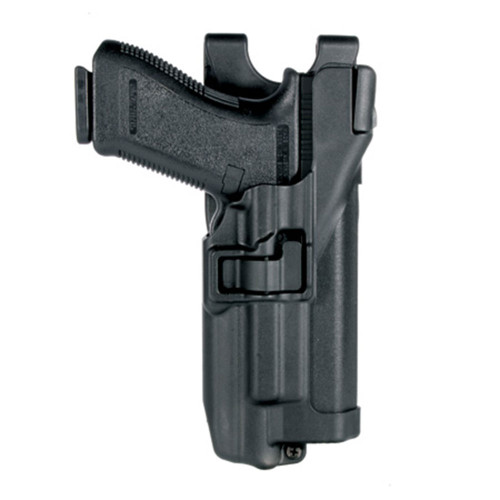 Blackhawk Level 3 Duty Holster- Lights