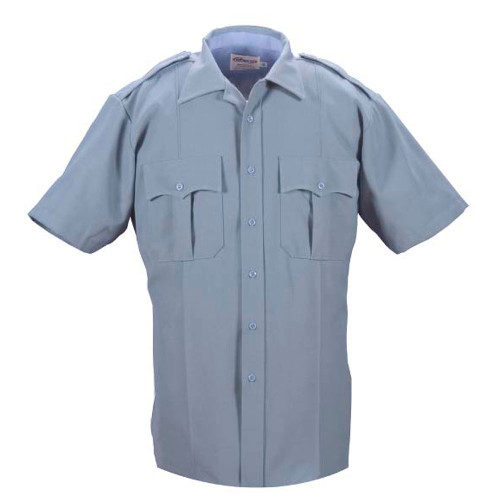 Elbeco Men's DutyMaxx Short Sleeve Tropical Shirt