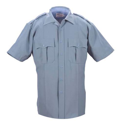 Elbeco Men's DutyMaxx Short Sleeve Tropical Shirt
