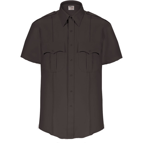 Elbeco Tex-Trop Men's Short Sleeve Poly Shirt
