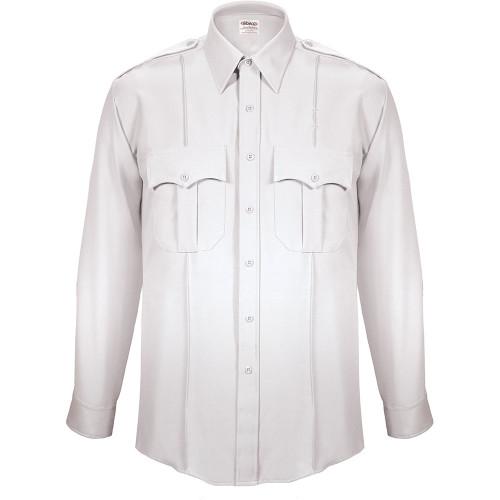 Elbeco Tex-Trop Men's Long Sleeve Poly Shirt