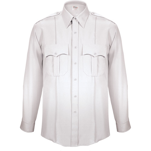 Elbeco Tex-Trop Men's Long Sleeve Poly Shirt