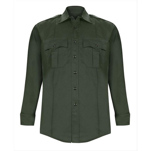 Elbeco Tek-Twill Long Sleeve Duty Uniform Shirt