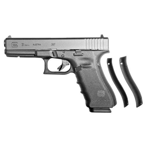Glock 31 Gen4 Pistol w/Fixed Sights