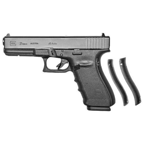 GLOCK 21 GEN4 .45 Pistol w/Glock Night Sights
