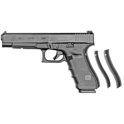 GLOCK 34 9mm Gen4 Pistol w/Fixed Sights