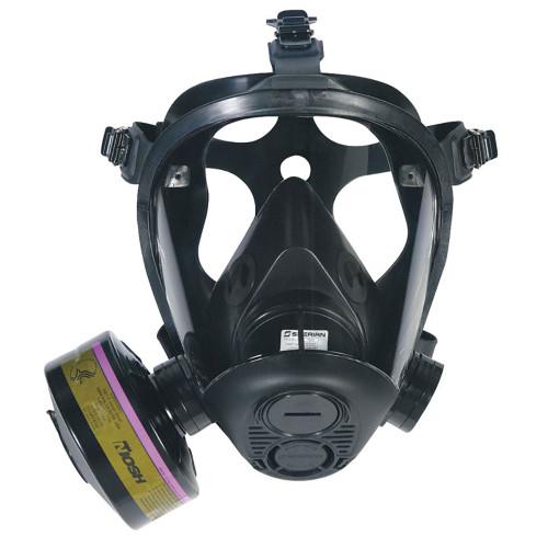 Survivair Opti-fit Tactical Gas Mask