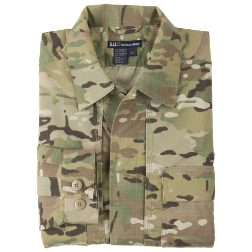 5.11 Tactical MultiCam TDU Long Sleeve Shirt