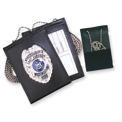 Strong Badge/ID Holder w/Neck Chain