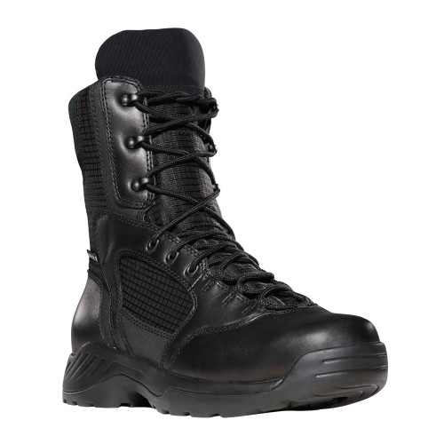 "Danner Kinetic™ GTX® 8"" Plain Toe Uniform Boots"